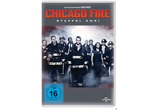 Chicago Fire - Staffel 2 - (DVD)