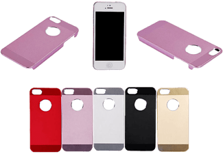 IWILL DIP-595 Leather Case Telefon Kılıfı Pembe