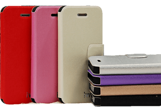 IWILL DIP-581 Leather Case  Telefon Kılıfı Beyaz