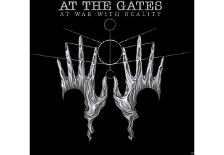 At The Gates - At War With Reality (Ltd.Mediabook Edt.) - (CD)