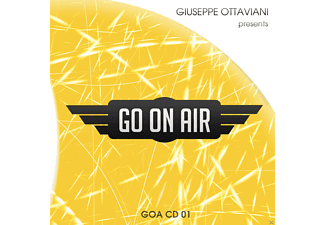 Giuseppe Ottaviani - Go On Air (2014) [CD]