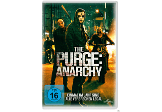 The Purge: Anarchy - (DVD)
