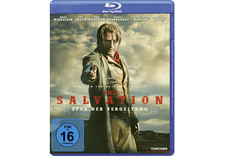 The Salvation - (Blu-ray)