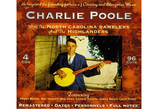 Charlie Poole - W.The North Carolina Ramblers & TH - (CD)