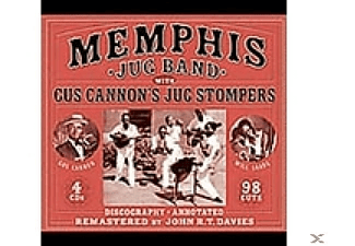 Memphis Jug B - With Gus Cannon's Jug Stompers - (CD)
