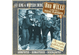 Bob & His Texas Playboys Wills - King Of Western Swing - (CD)