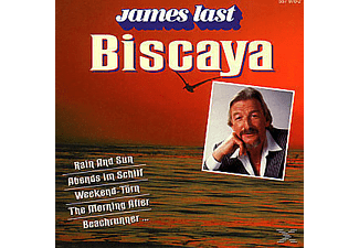James Last - Biscaya - (CD)