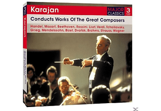 Karajan, Wp/karajan Bpo - Karajan Conducts The Great Composers - (CD)