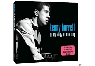 Kenny Burrell - All Day Long/All Night Long - (CD)