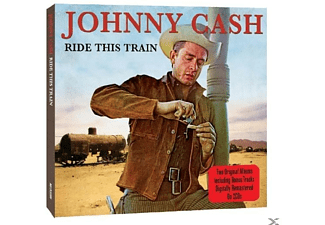 Johnny Cash - Ride This Train - (CD)