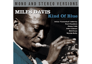 Miles Davis - Kind of Blue-Mono & Stereo Versions - (CD)