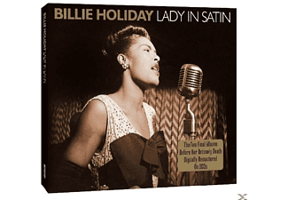 Billie Holiday - Lady In Satin - (CD)