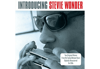 Stevie Wonder - Introducing - (CD)