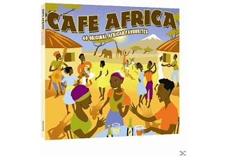 VARIOUS - Cafe Africa - (CD)