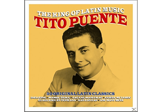 Tito Puente - King Of Latin Music - (CD)