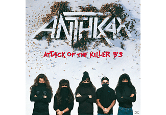 Anthrax - ATTACK OF THE KILLERS B S [CD]
