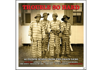 VARIOUS - Trouble So Hard - (CD)