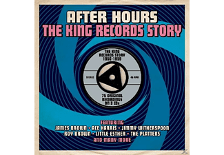 VARIOUS - After Hours-King Records - (CD)