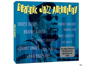 VARIOUS - Beatnik Jazz Anthology - (CD)