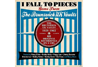 VARIOUS - I Fall To Pieces-Brunswick Uk Vaults - (CD)