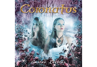 Coronatus - Cantus Lucidus (Ltd.Digipak) - (CD)