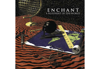 Enchant - A Blueprint Of The World (2vinyl+Cd) - (Vinyl)