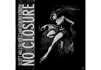 Miller,Scott/Camfield,Lee/Merzbow - No Closure - (CD)