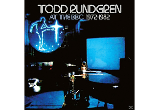 Todd Rundgren - At The BBC 1972-1982 (Remastered Deluxe) - (CD + DVD)