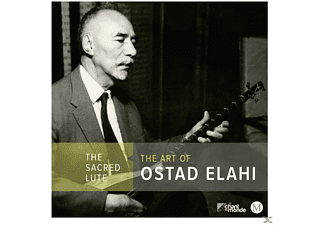 Ostad Elahi - The Sacred Lute: The Art Of Ostad Elahi - (CD)