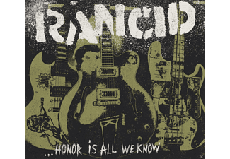 Rancid - Honor Is All We Know - (CD)