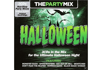 VARIOUS - Party Mix Halloween - (CD)
