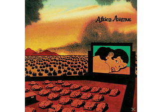 The Paperhead - Africa Avenue - (LP + Download)