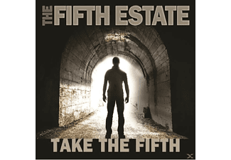 The Fifth Estate - Take The Fifth - (CD)