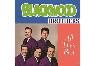 Blackwood Brothers - All Their Best - (CD)