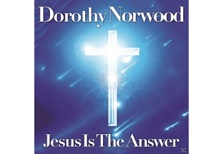 Dorothy Norwood - Jesus Is The Answer - (CD)