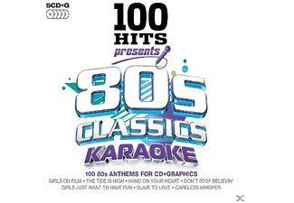VARIOUS - 100 Hits 80s Classics - (CD)