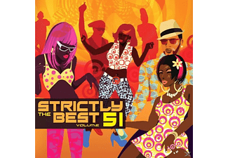 VARIOUS - Strictly The Best 51 - (CD)
