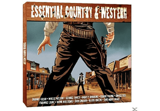 VARIOUS - Essential Country & Western - (CD)