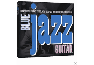 VARIOUS - Blue Jazz Guitar-2cd - (CD)