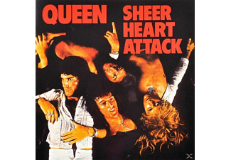 Queen - Sheer Heart Attack (2011 Remastered) (CD)