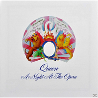 Queen - A NIGHT AT THE OPERA (2011 REMASTER) [CD]