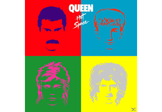 Queen - HOT SPACE (2011 REMASTERED) - (CD)