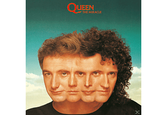 Queen - THE MIRACLE (2011 REMASTERED) - (CD)