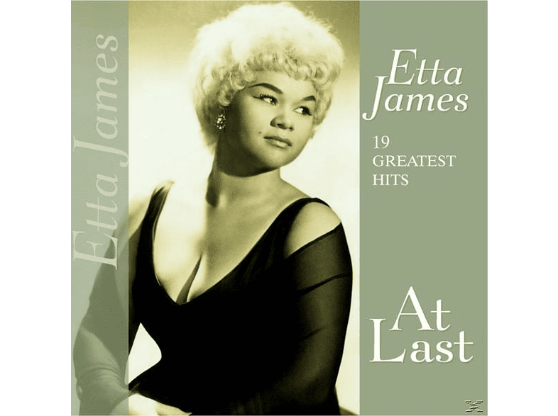 Etta James - 19 Greatest Hits-At Last [Vinyl]