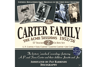 The Carter Family - The Acme Sessions 1952/56 - (CD)