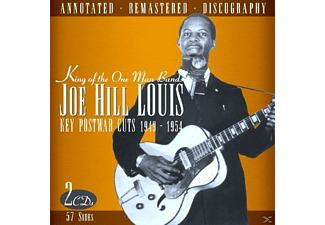 Joe Hill Louis - King Of The One Man Bands '49-'54 - (CD)