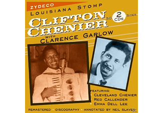 Clifton Chenier & Clarence Garlow, Clifton W.Clarence Garlow Chenier - Louisiana Stomp [CD]