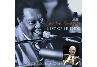 MCSHANN,JAY & CASEY,AL, Jay McShann - Best Of Friends - (CD)