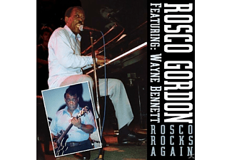 Rosco Gordon - Rosco Rocks Again - (CD)