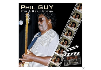 Phil Guy - It's A Real Mutha - (CD)